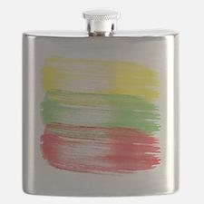 Cute Lithuanian Flask