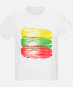 lithuania flag lithuanian T-Shirt