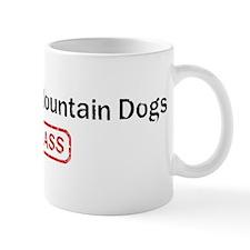 Entlebucher Mountain Dogs Kic Small Small Mug