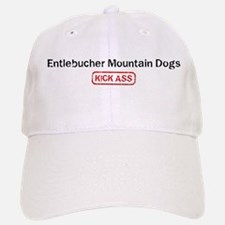 Entlebucher Mountain Dogs Kic Baseball Baseball Cap