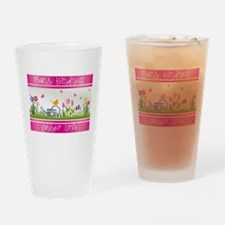 Plant Kindness Gather Love Drinking Glass