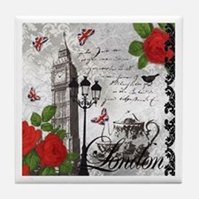 Cute Royalty Tile Coaster