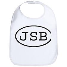 JSB Oval Bib