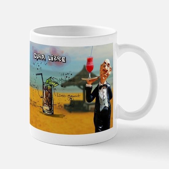 Cuba Libre (Beach) Mugs