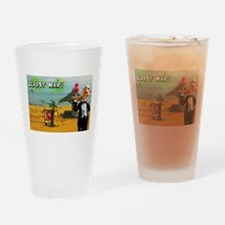 Bloody Mary (Beach) Drinking Glass
