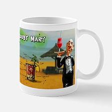 Bloody Mary (Beach) Mugs