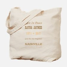 REST IN PEACE Tote Bag