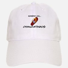 Raised on...Chancletazos Baseball Baseball Cap