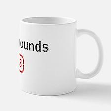 English Foxhounds Kick ass Mug
