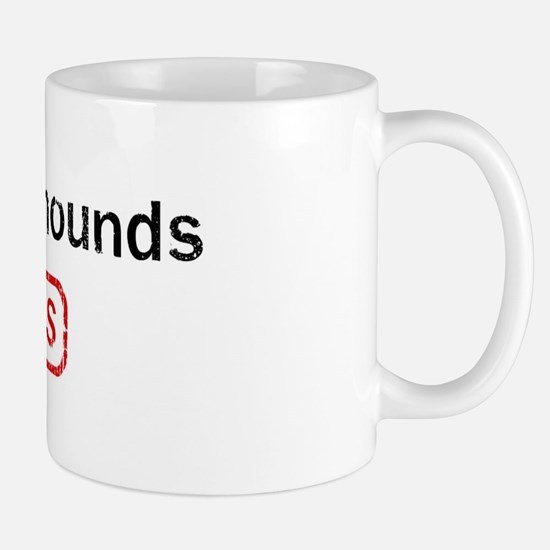 English Foxhounds Kick ass Mug