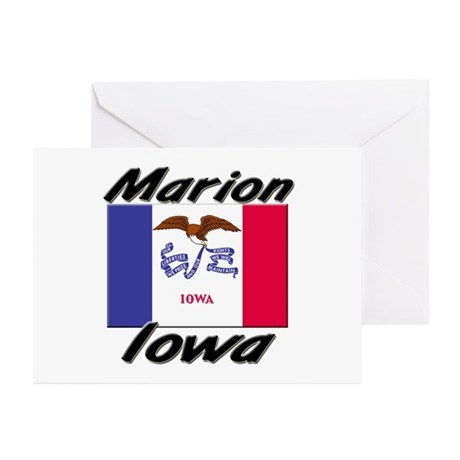 Marion Iowa Greeting Cards (Pk of 10)