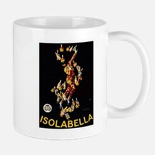 Vintage poster - Isolabella Mugs
