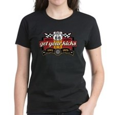 Unique Get your kicks on route 66 Tee