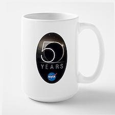 NASA @ 50! Large Mug
