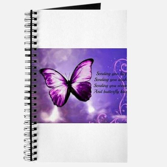 butterfly poem Journal