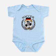 Germany Soccer Fan Body Suit