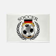 Germany Soccer Fan Magnets