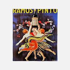 Cool Pinto Throw Blanket