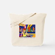 Cuban American Princess Tote Bag