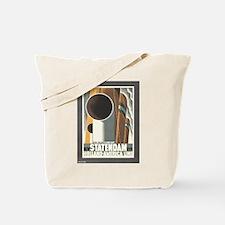 Vintage poster - Statendam Tote Bag