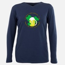 Legendary Irish Drinking Plus Size Long Sleeve Tee