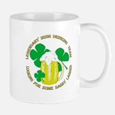 Legendary Irish Drinking Team Mug