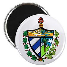 Escudo Cubano Moderno Magnet