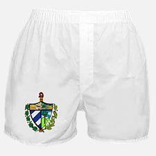Escudo Cubano Moderno Boxer Shorts