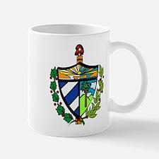 Escudo Cubano Moderno Mug