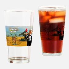 Bahama Mama (Beach) Drinking Glass