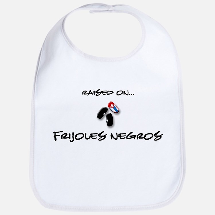 Raised on... Frijoles Negros Bib