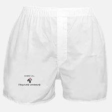 Raised on... Frijoles Negros Boxer Shorts