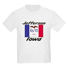Jefferson Iowa T-Shirt
