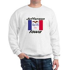 Jefferson Iowa Sweatshirt