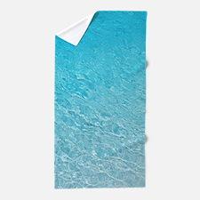 Water Aqua BT Beach Towel
