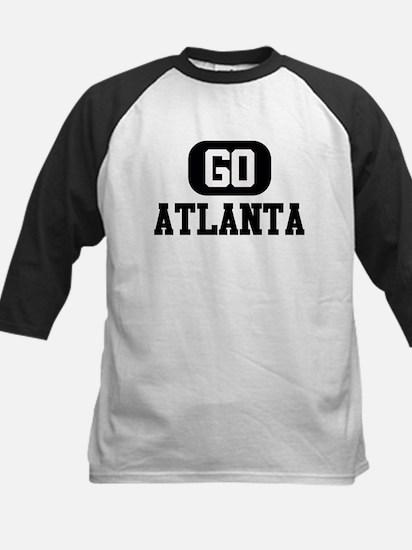 GO ATLANTA Kids Baseball Jersey