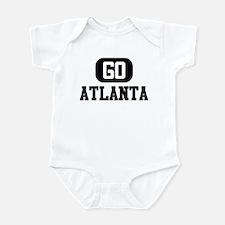 GO ATLANTA Infant Bodysuit