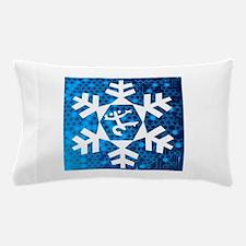 UltimateNieves Coqui Snowflake Logo Pillow Case