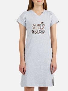 Good Waitress Women's Nightshirt