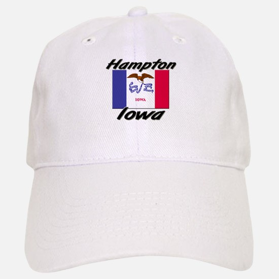 Hampton Iowa Baseball Baseball Cap