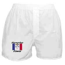 Hampton Iowa Boxer Shorts