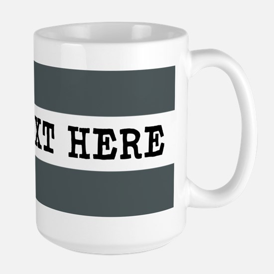 Personalized Large Mug