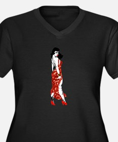 pin up bettie Plus Size T-Shirt