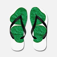 Cute St paddy%27s day Flip Flops