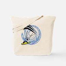 Cool Kiteboard Tote Bag