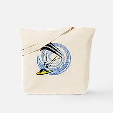 Unique Kiteboard Tote Bag