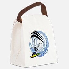 Funny Obx Canvas Lunch Bag