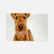 Airedales & Friends Gifts Magnets