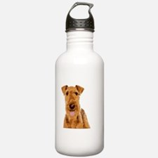 Airedales & Friends Gifts Water Bottle