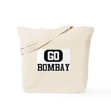 GO BOMBAY Tote Bag